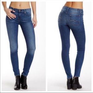 Gwenevere Skinny Jeans 7 For All Mankind